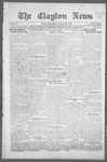 Clayton News, 01-28-1922 by Suthers & Taylor