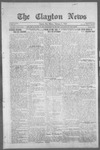 Clayton News, 02-03-1922 by Suthers & Taylor