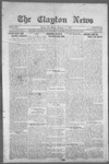 Clayton News, 02-17-1922 by Suthers & Taylor