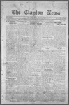 Clayton News, 03-03-1922 by Suthers & Taylor