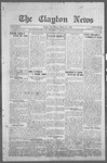 Clayton News, 03-24-1922 by Suthers & Taylor