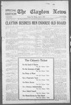 Clayton News, 04-03-1922 by Suthers & Taylor