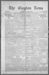 Clayton News, 04-07-1922 by Suthers & Taylor