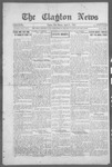 Clayton News, 04-21-1922 by Suthers & Taylor