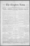 Clayton News, 05-05-1922 by Suthers & Taylor