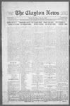 Clayton News, 05-26-1922 by Suthers & Taylor
