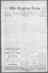 Clayton News, 06-02-1922 by Suthers & Taylor