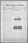 Clayton News, 06-16-1922 by Suthers & Taylor
