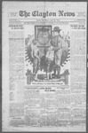 Clayton News, 06-30-1922 by Suthers & Taylor