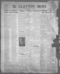 Clayton News, 07-14-1922 by Suthers & Taylor
