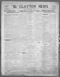 Clayton News, 08-04-1922 by Suthers & Taylor