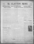 Clayton News, 08-18-1922 by Suthers & Taylor