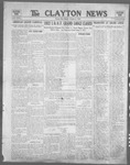 Clayton News, 10-06-1922 by Suthers & Taylor