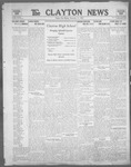Clayton News, 11-17-1922 by Suthers & Taylor