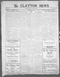 Clayton News, 12-08-1922 by Suthers & Taylor