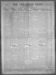 Cimarron News Citizen, 05-20-1911 by Cimarron Print. Co.