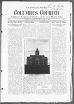 Columbus Courier, 08-18-1911 by The Mitchell Co.