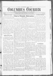 Columbus Courier, 10-06-1911 by The Mitchell Co.