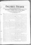 Columbus Courier, 10-20-1911 by The Mitchell Co.