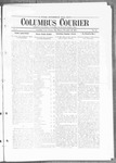 Columbus Courier, 11-10-1911 by The Mitchell Co.