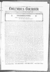 Columbus Courier, 12-01-1911 by The Mitchell Co.