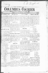 Columbus Courier, 04-03-1914 by The Mitchell Co.