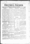 Columbus Courier, 04-10-1914 by The Mitchell Co.