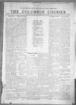 Columbus Courier, 01-01-1915 by The Mitchell Co.