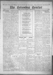 Columbus Courier, 01-22-1915 by The Mitchell Co.