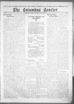 Columbus Courier, 01-29-1915 by The Mitchell Co.