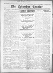 Columbus Courier, 02-12-1915 by The Mitchell Co.
