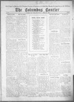 Columbus Courier, 03-19-1915 by The Mitchell Co.