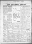 Columbus Courier, 04-09-1915 by The Mitchell Co.