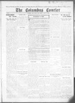 Columbus Courier, 07-09-1915 by The Mitchell Co.