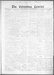 Columbus Courier, 09-10-1915 by The Mitchell Co.
