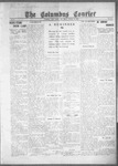 Columbus Courier, 10-08-1915 by The Mitchell Co.