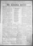 Columbus Courier, 12-17-1915 by The Mitchell Co.