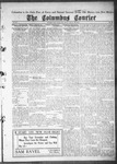 Columbus Courier, 01-12-1917 by The Mitchell Co.