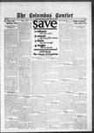 Columbus Courier, 01-25-1918 by The Mitchell Co.