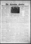 Columbus Courier, 09-27-1918 by The Mitchell Co.