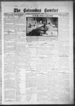 Columbus Courier, 10-04-1918 by The Mitchell Co.