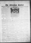 Columbus Courier, 11-01-1918 by The Mitchell Co.