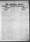 Columbus Courier, 11-08-1918 by The Mitchell Co.