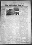 Columbus Courier, 11-29-1918 by The Mitchell Co.