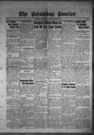 Columbus Courier, 10-10-1919 by The Mitchell Co.