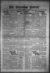 Columbus Courier, 10-24-1919 by The Mitchell Co.