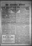 Columbus Courier, 11-21-1919 by The Mitchell Co.