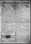 Columbus Courier, 01-23-1920 by The Mitchell Co.