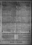 Columbus Courier, 03-12-1920 by The Mitchell Co.