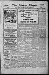 The Cuervo Clipper, 10-28-1910